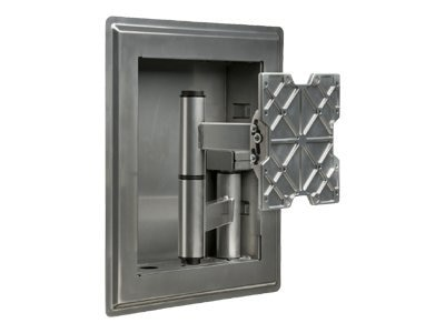 Peerless In-Wall Mount for Flat Panels 32-71in, Silver, IM760P-S, 8411154, Stands & Mounts - AV