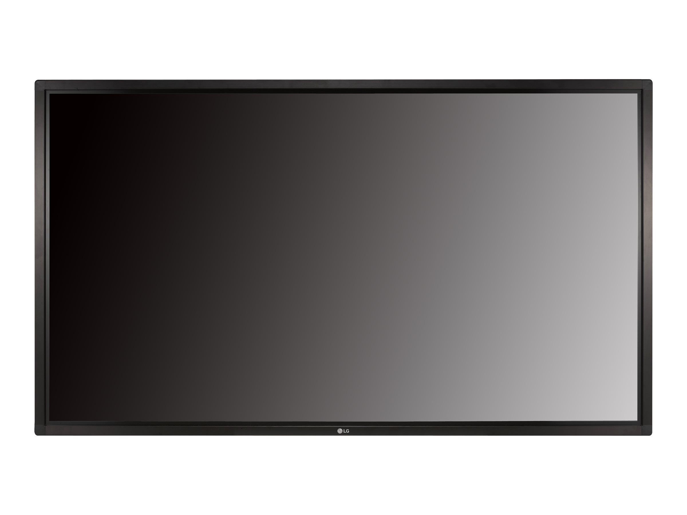 LG 84 TR3B-B Ultra HD LED-LCD Touchscreen Display, Black