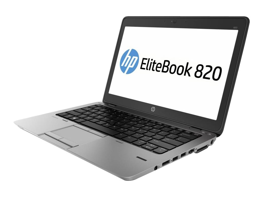 HP Smart Buy EliteBook 820 G2 2.2GHz Core i5 12.5in display, L3Z34UT#ABA, 18378811, Notebooks