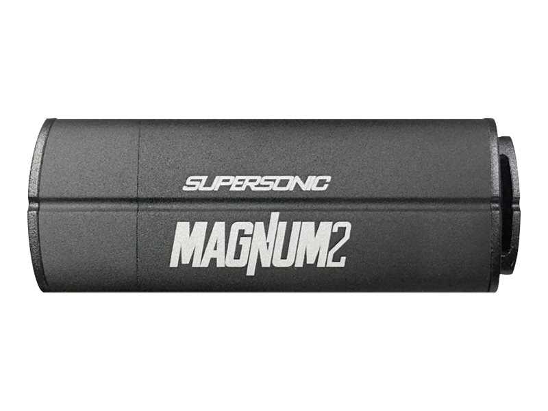 Patriot Memory 128GB Supersonic Magnum 2 USB 3.0 Flash Drive, PEF256GSMN2USB