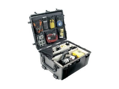 Pelican 1690 Transport Case, 1690-000-110, 11221204, Carrying Cases - Other