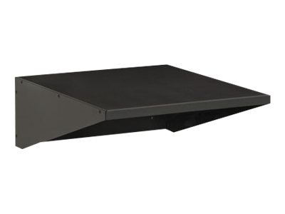 Kendall Howard Wallmount Component Shelf, 1915-1-200-05, 8262460, Rack Mount Accessories