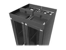 Liebert Top Cover Horizontal Cable Routing System, 1pc, 24, 537876G1, 12214364, Rack Cable Management