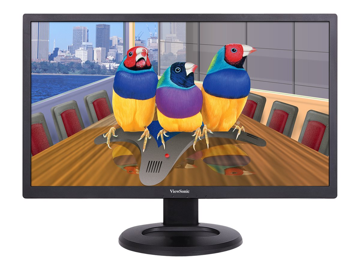 ViewSonic 28 VG2860MHL-4K Ultra HD LED-LCD Monitor, Black, VG2860MHL-4K, 18506982, Monitors - Large-Format LED-LCD