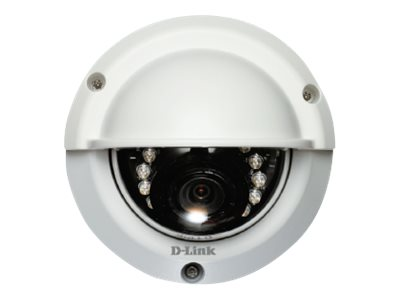 D-Link HD Outdoor Dome Network Camera with Color Night Vision, DCS-6315, 17537664, Cameras - Security