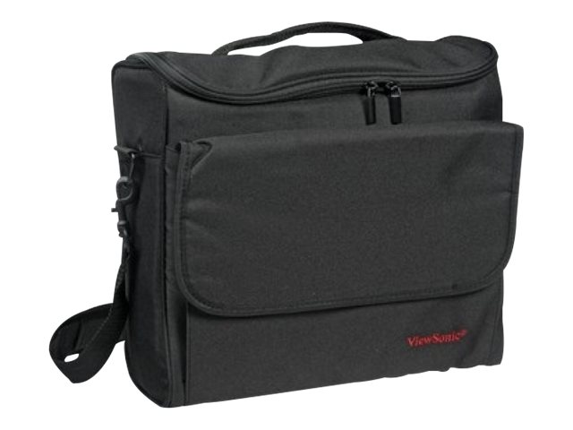 ViewSonic Soft Carrying Case for PJD7, Pro8 Series Projectors, PJ-CASE-002, 12595291, Carrying Cases - Projectors