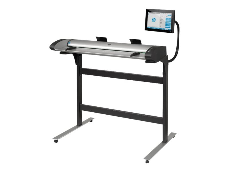 HP Designjet SD Stand Alone Scanner, G6H50A#B1K, 17803985, Scanners