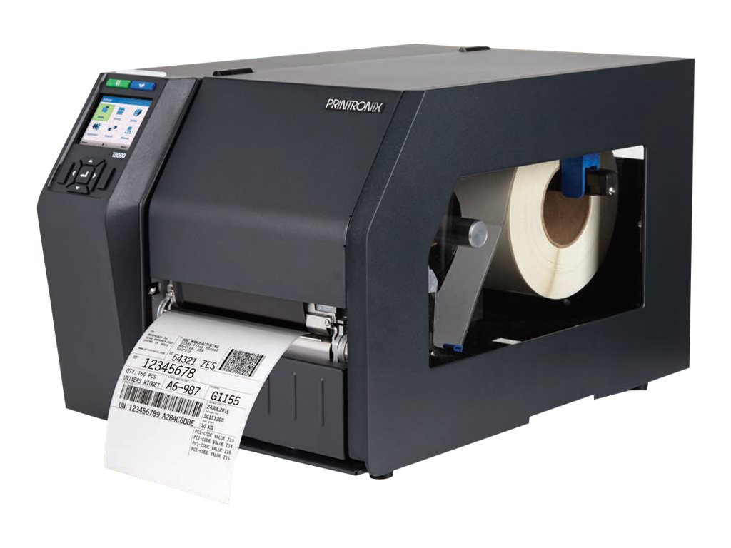 Printronix T8204 Thermal Transfer Printer
