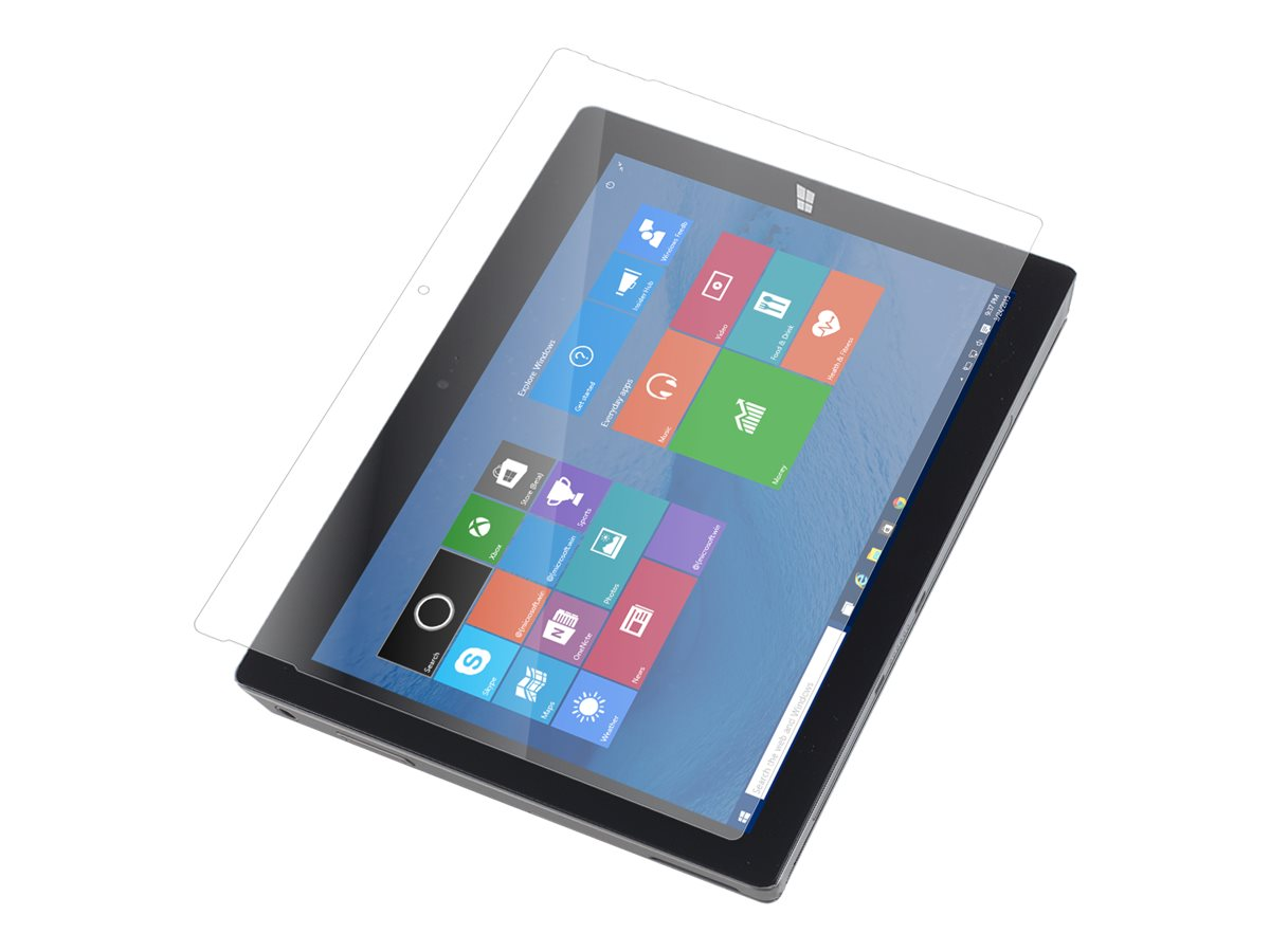 Zagg Invisibleshield Glass for Microsoft Surface Pro 4, MC4GLS-F00