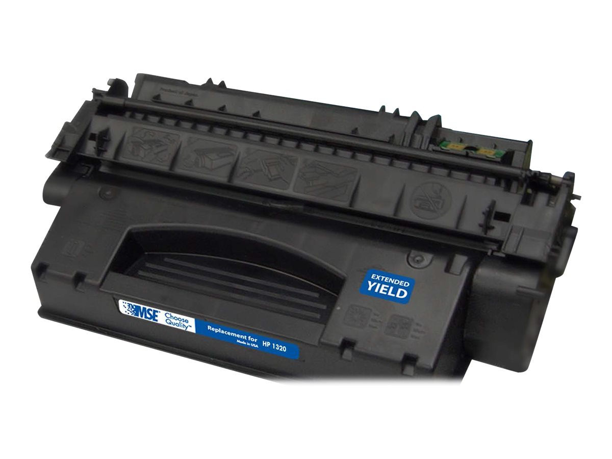 Q5949X Black Extended Yield Toner Cartridge for HP