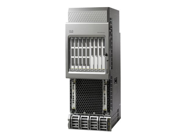 Cisco ASR 9912 10-Slot DC Router Chassis (FD)