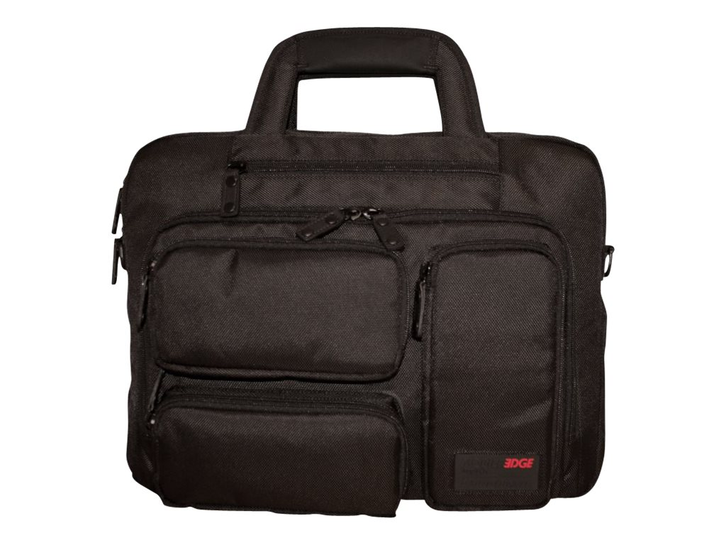 Mobile Edge Corporate Briefcase 16 PC, 17 Mac Black