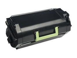 Lexmark Black 621H High Yield Return Program Toner Cartridge for MX812, MX811, MX810, MX711 & MX710 Series, 62D1H00, 14909119, Toner and Imaging Components