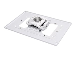 Epson Micro-Adjustable Projector Mount, White, V12H809001, 31237051, Stands & Mounts - AV