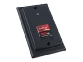 RF IDeas PCProx Plus Enroll w  Iclass ID Wallmount USB Reader, Black, RDR-800W1AKU, 32253678, Magnetic Stripe/MICR Readers