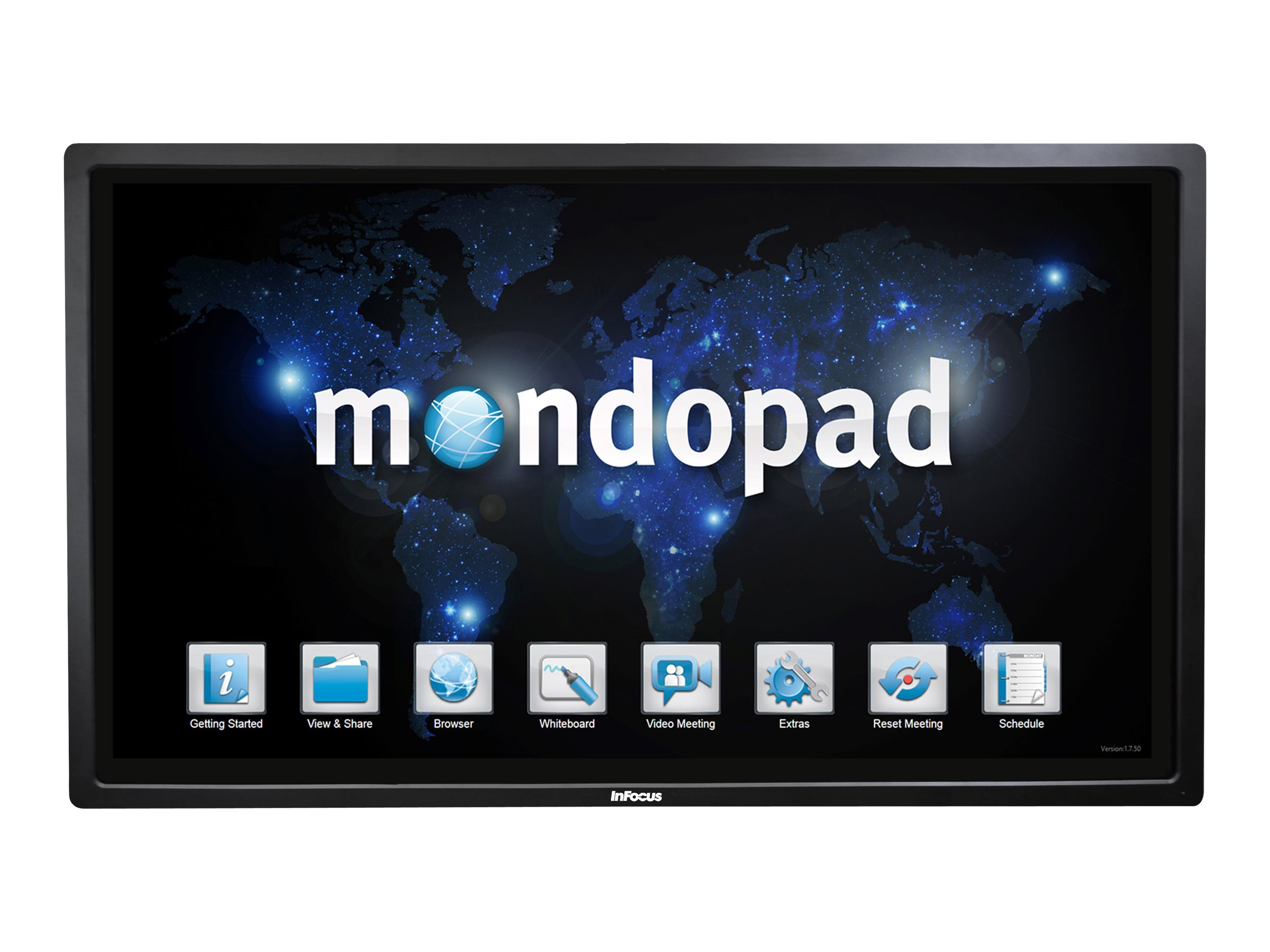 InFocus 57 Mondopad Full HD LED-LCD Touchscreen Display, INF5720