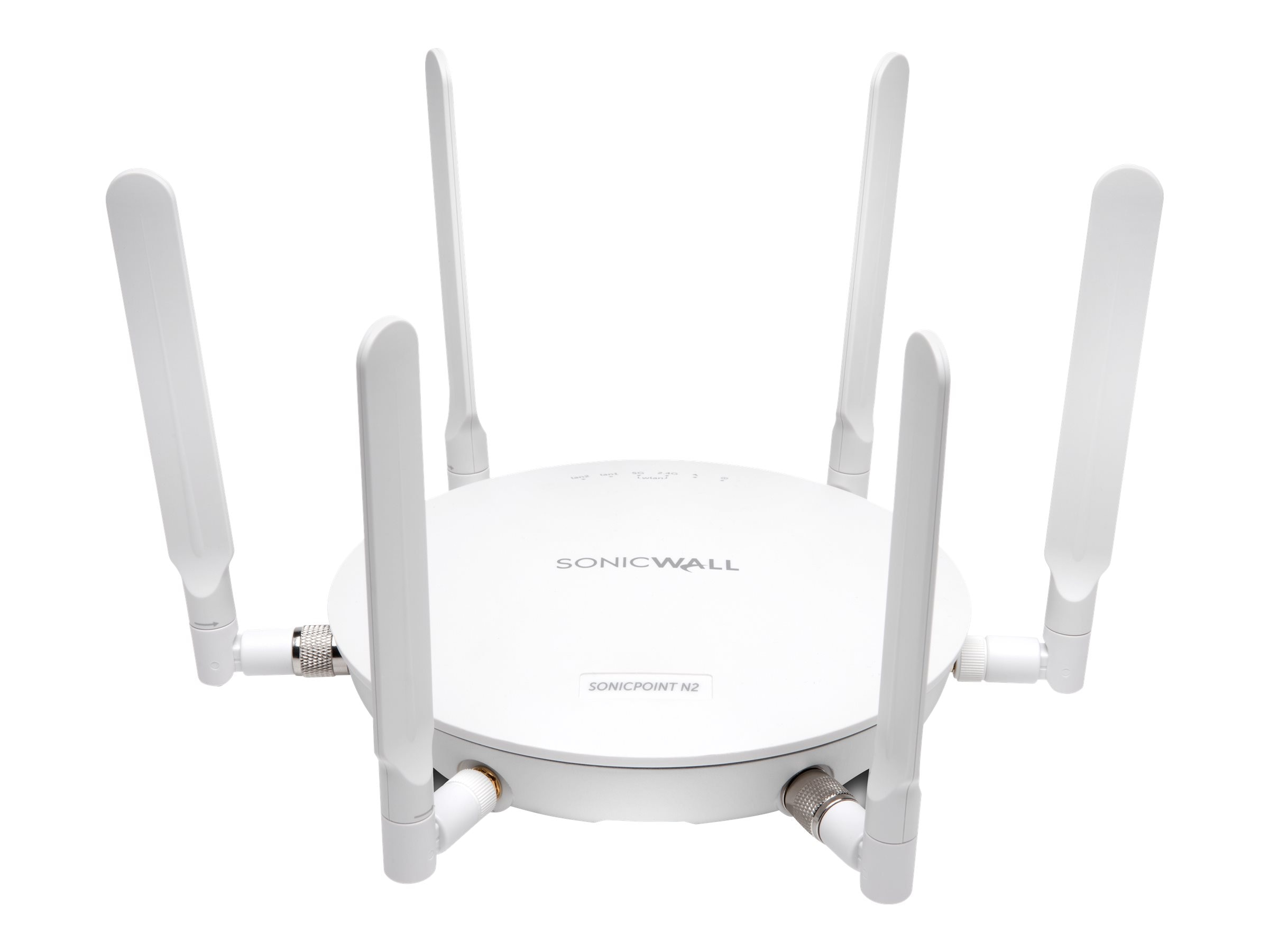 SonicWALL 4-Pack SonicPoint N2 w o POE Injector & 24x7 Support (3 Years)