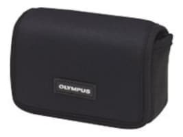 Olympus Neoprene Sport Horizontal Case, Black, 202320, 10882502, Carrying Cases - Camera/Camcorder