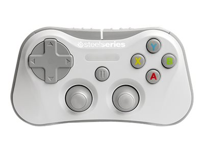 Steelseries Wireless Gaming Controller White, 69017, 17997290, Computer Gaming Accessories