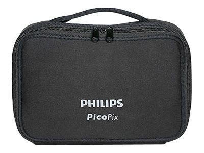 Philips Compartmentalized Neoprene Travel Pouch For Picopix