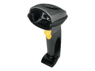 Zebra Symbol DS6707 Barcode Scanner Kit, 2D Imager with Document Capture, USB 7ft. Straight Cable, Black