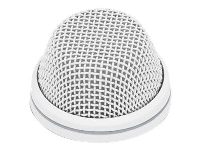 Sennheiser SpeechLine Wired Microphone Cardioid Install Boundary Mic w  LED, White, 505610