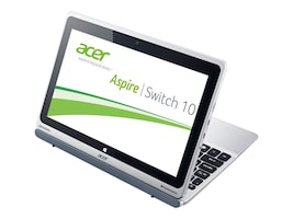 Acer Aspire Switch 10 SW5-012-14HK 1.33GHz processor Windows 8.1 Pro, NT.L4TAA.008, 17675645, Tablets