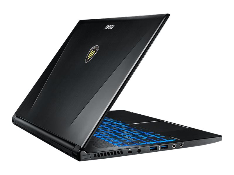 MSI Notebook PC SLIM SKL Core i7 Quadro M2000M 15.6, 9S7-16H812-258