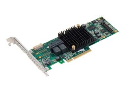 Open Box Adaptec 8-port Internal Low-Profile PCIe Controller, 2277500-R, 30803912, Controller Cards & I/O Boards