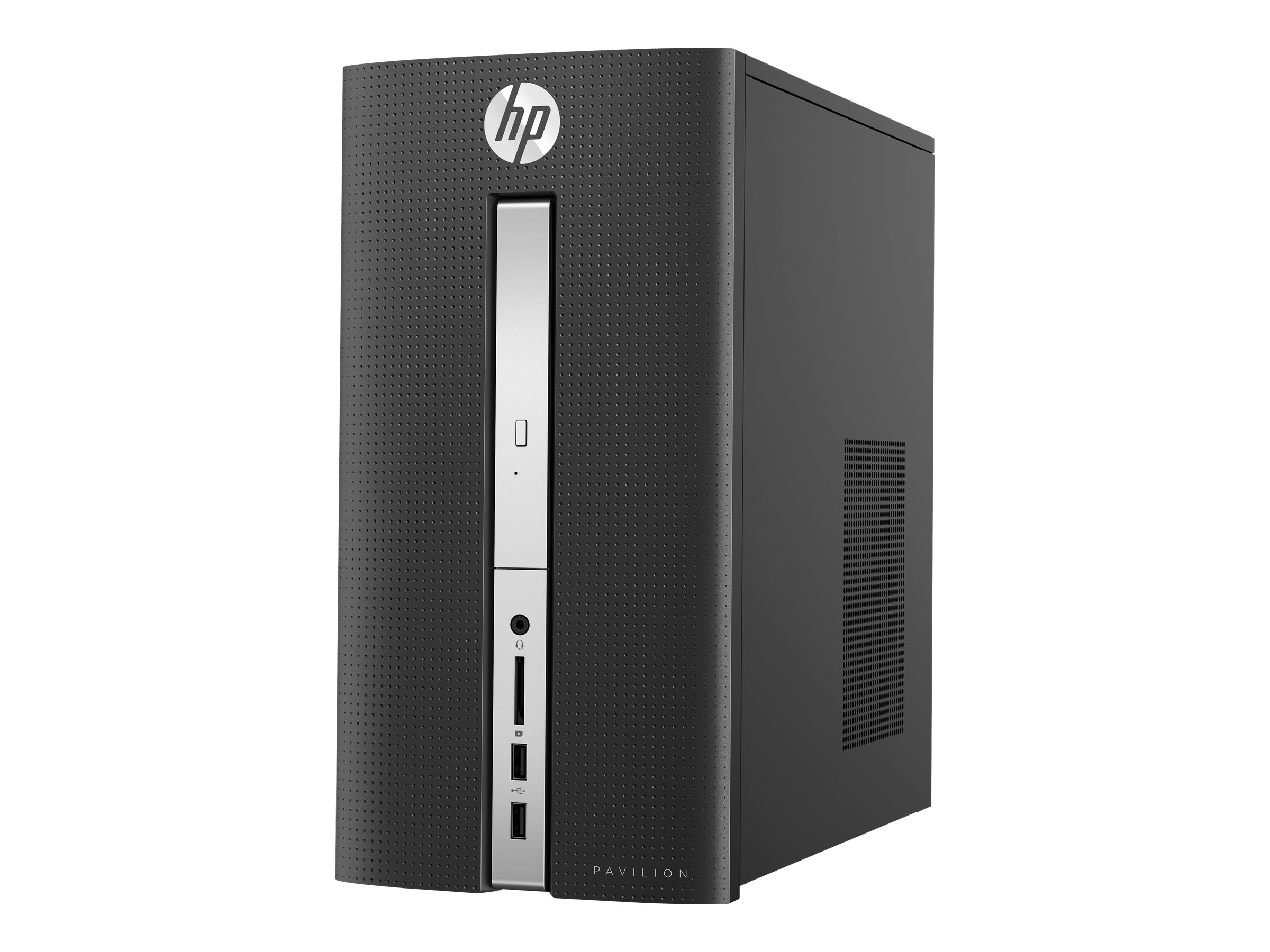 HP Desktop PC Core i3-6100 8GB 1TB W10, V8P09AA#ABA