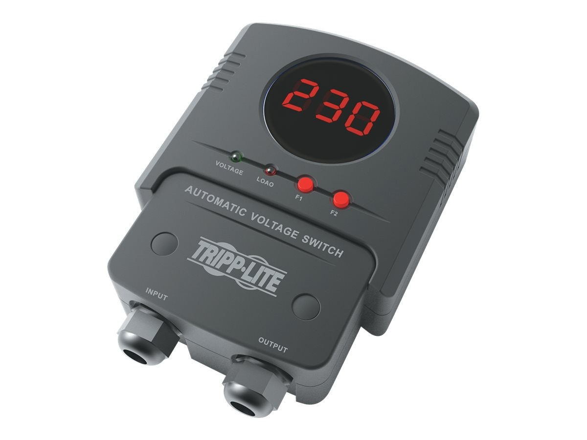 Tripp Lite 230V Automatic Voltage Switch