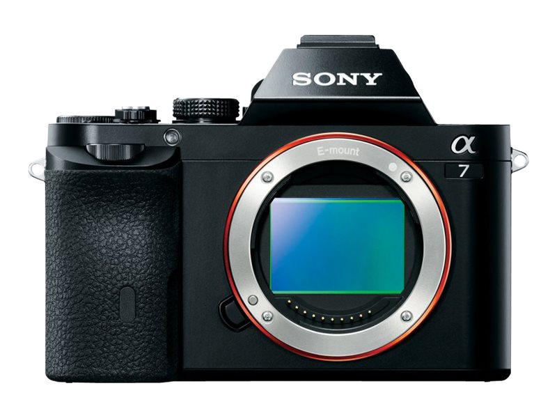 Sony a7 Interchangeable Lens Camera with Lens, ILCE7K/B