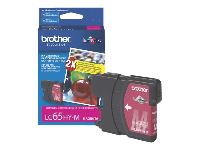 Brother Magenta High Yield Ink Cartridge for MFC-6490CW