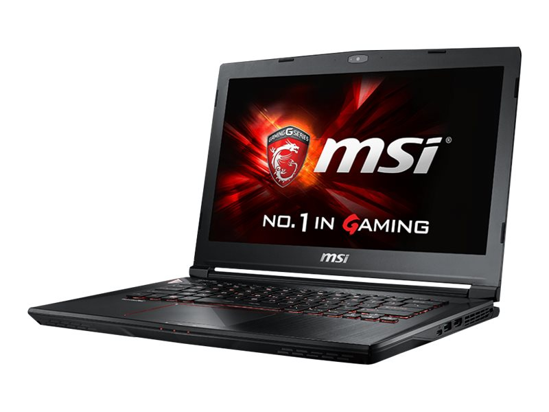 MSI GS40 Phantom-001 Core i7-6700HQ 2.6GHz, GS40 PHANTOM-001, 30722506, Notebooks