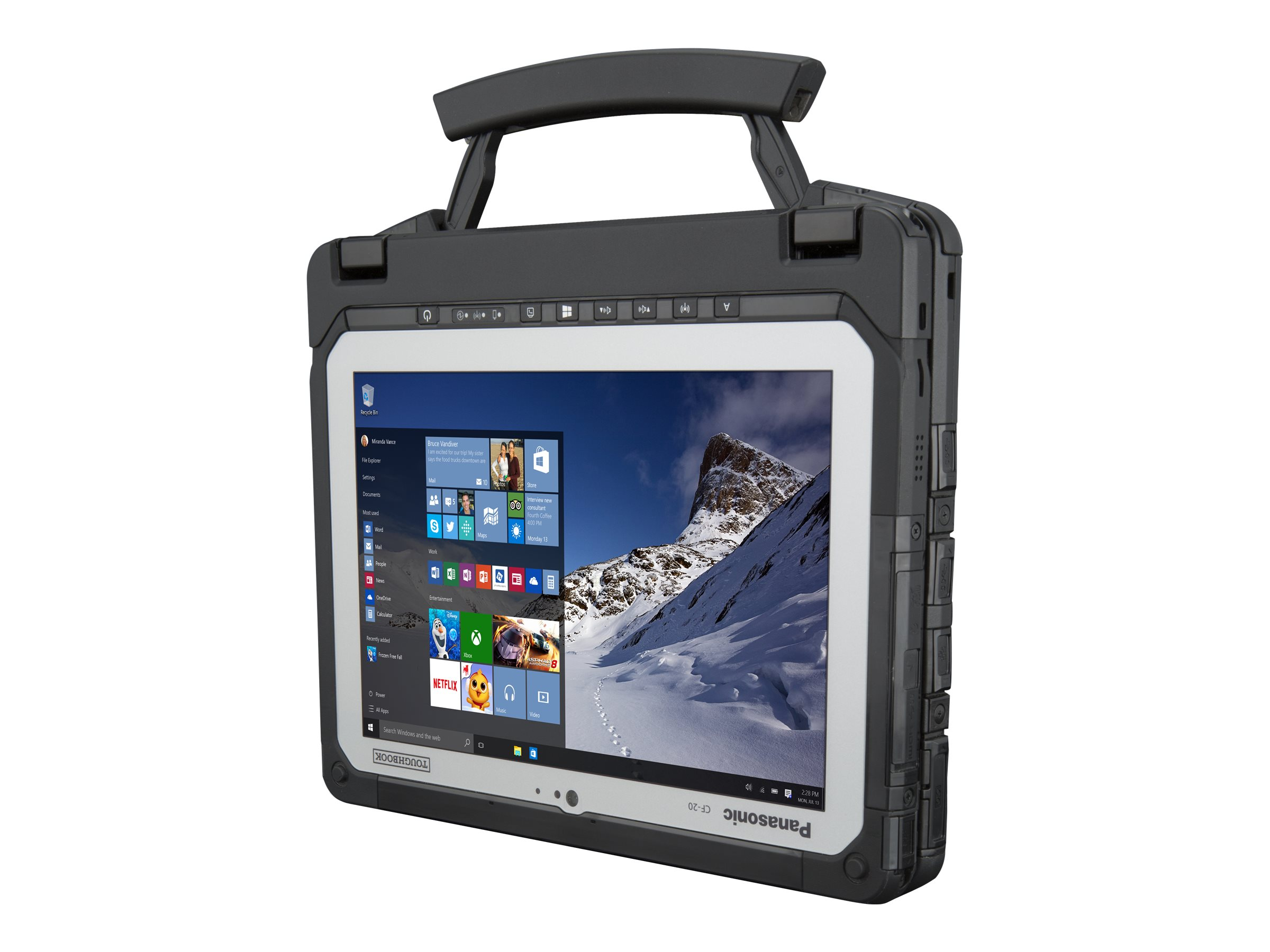 Panasonic Toughbook 20 10.1 WUXGA MT