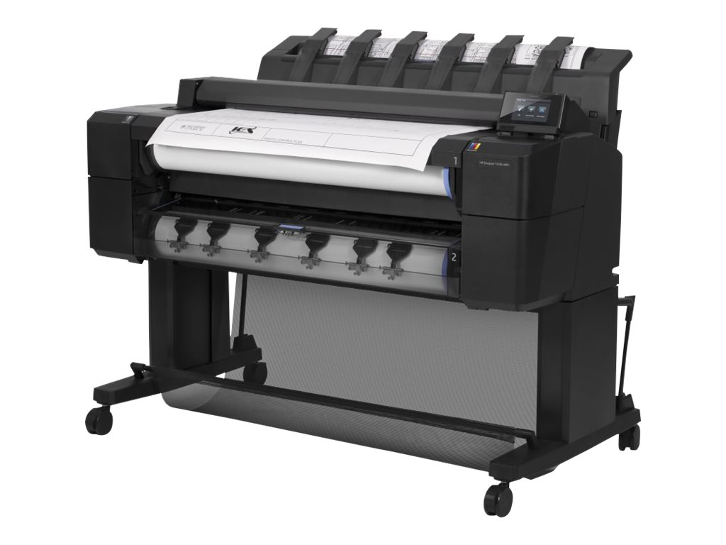 HP DesignJet T2500 PostScript eMultifunction Printer