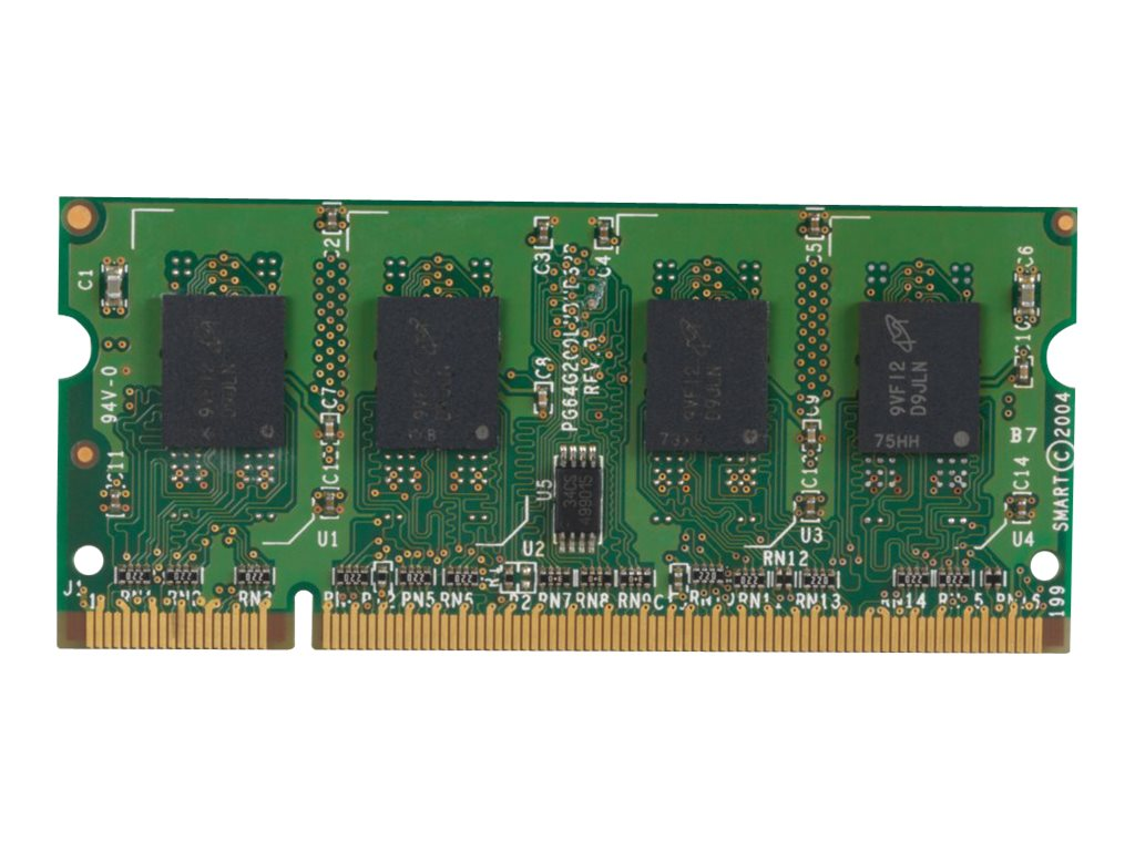 HP 512MB 200-pin DDR2 SDRAM DIMM for Select LaserJet Printers