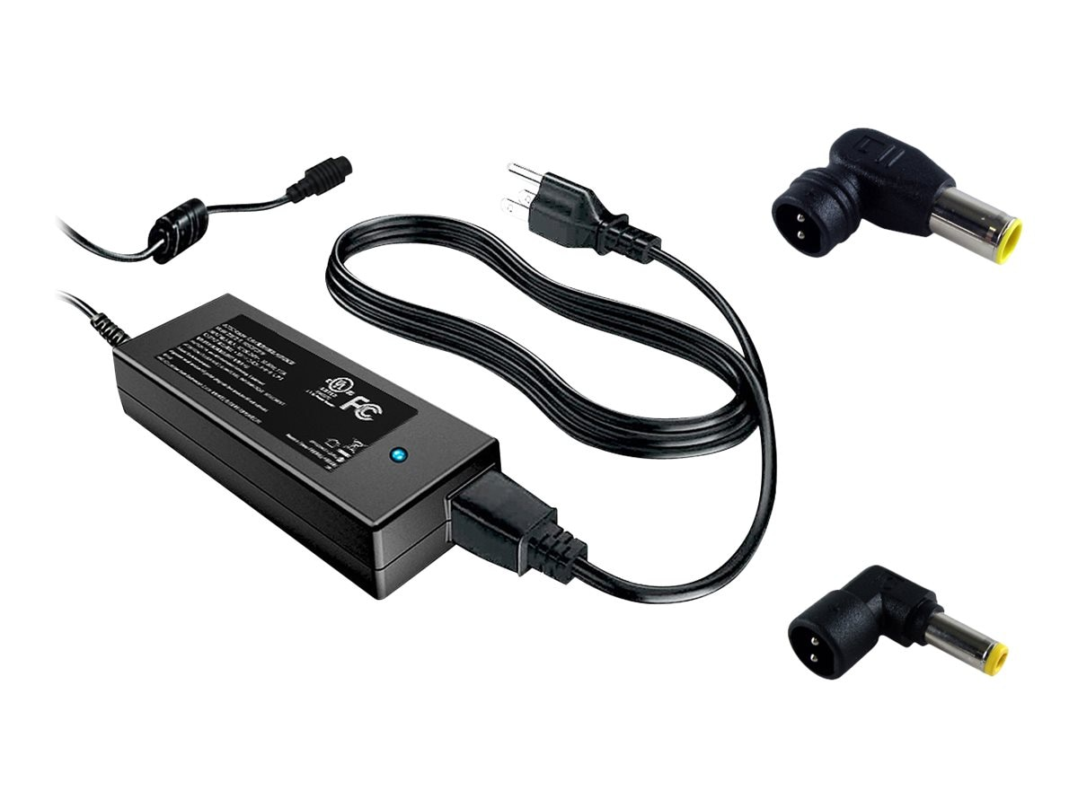 BTI 90W Universal AC Adapter for Lenovo Thinkpad (for UK, Europe Only), AC-U90EU-IB, 13644569, AC Power Adapters (external)