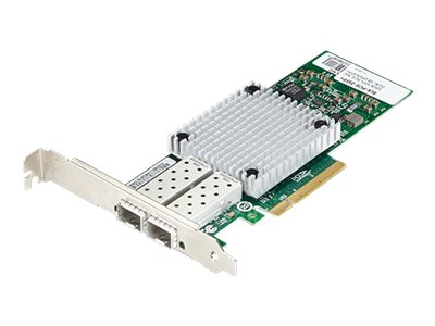 Black Box 10GE PCIe Network Adapter w 2xSFP+ ports
