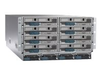 Cisco UCS 5108 Blade Server Chassis, AC 4PS, UCS-SA-B-CH-101, 18125776, Cases - Systems/Servers