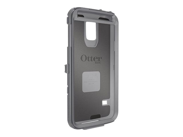 OtterBox Lid Base Accessory for Galaxy S5, Gunmetal Gray, 78-42319, 22067468, Carrying Cases - Phones/PDAs