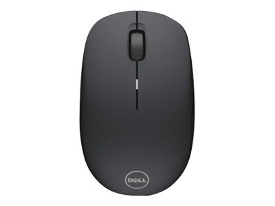 Dell WM126 Wireless Optical Mouse, Black