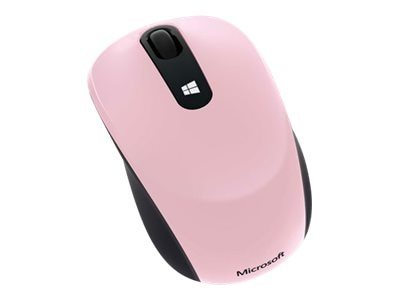 Microsoft Sculpt Mobile Mouse, Light Orchid, 43U-00017, 15792645, Mice & Cursor Control Devices