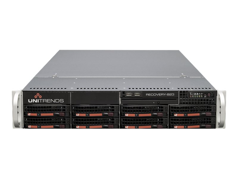 Unitrends Recovery 823-1 Backup Appliance w  3-year Support, RC823-3, 17556398, Disk-Based Backup