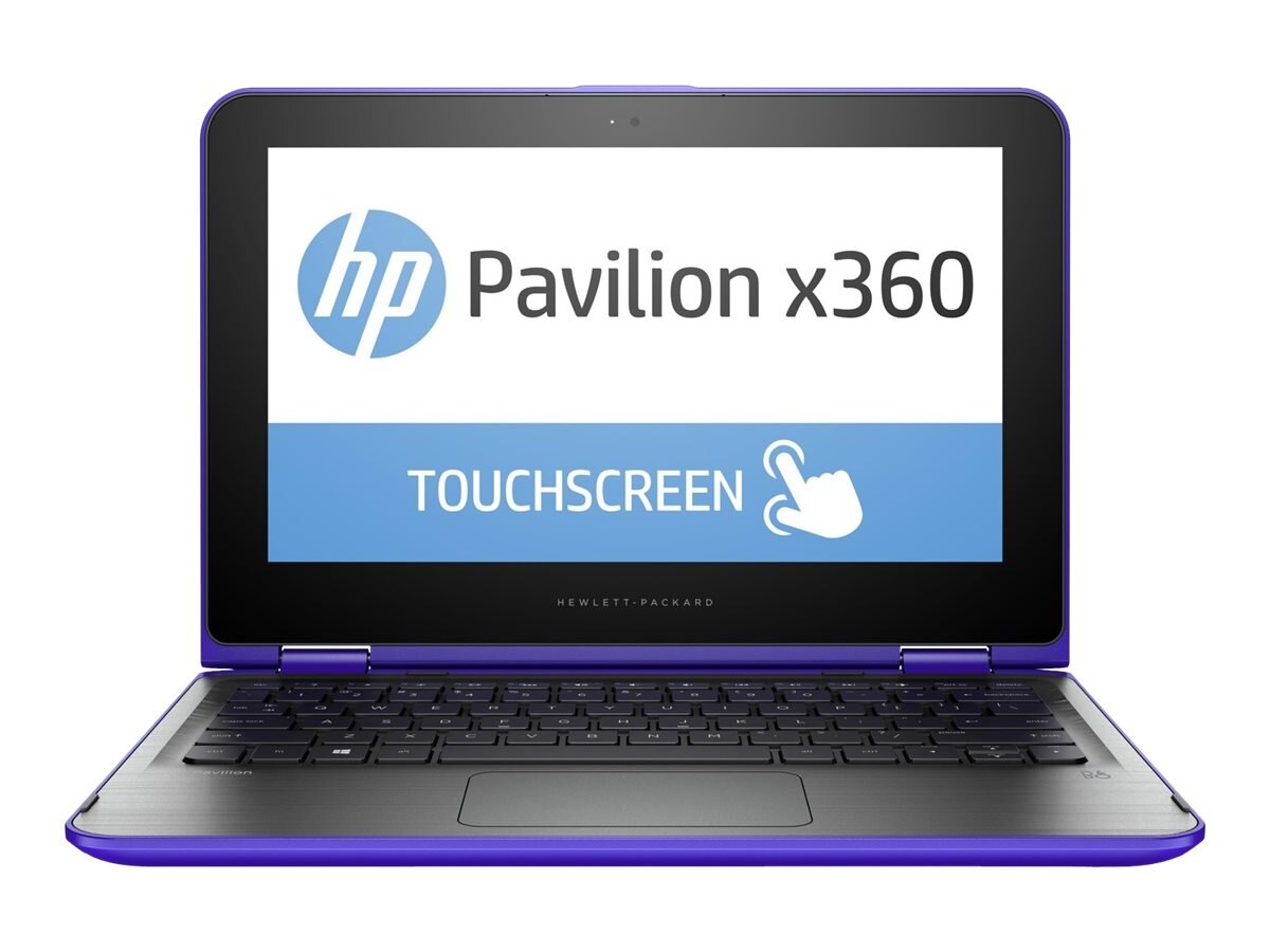 HP Pavilion 11-K164nr x360 Convertible Notebook PC, N5R14UA#ABA