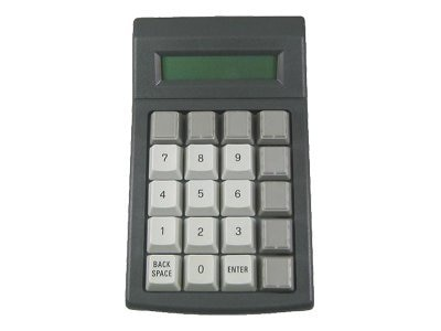 Genovation MiniTerm 900 LCD Pinpad, 900-RJ, 8253467, Keyboards & Keypads