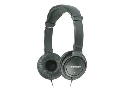 Kensington Hi-Fi Headphones (Bulk Packed), K33137, 5634619, Headphones