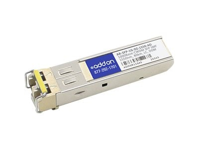 ACP-EP 1000Base-CWDM SFP SMF F Arista 80KM 1550NM