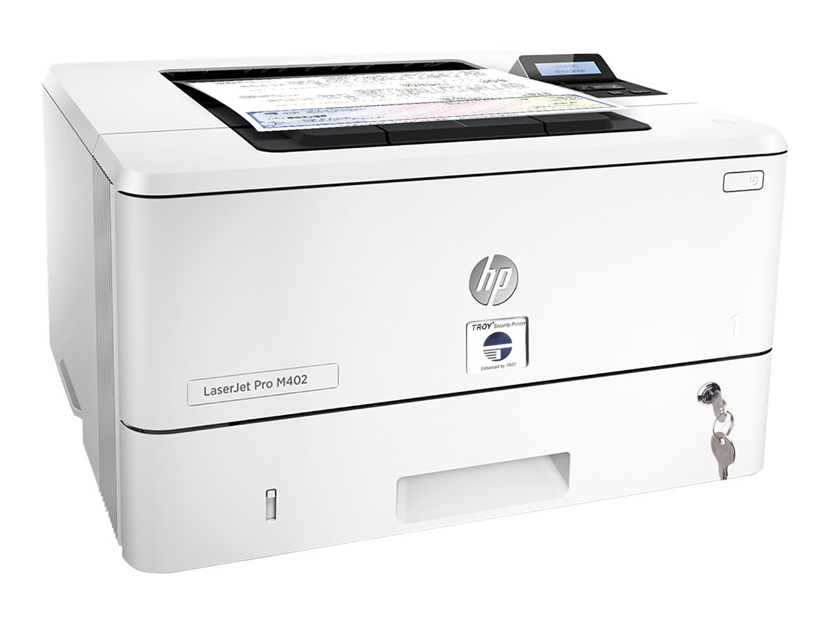 Troy M402dn Security Laser Printer
