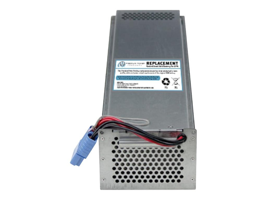 Ereplacements Battery for APC RBC27, SLA27-ER